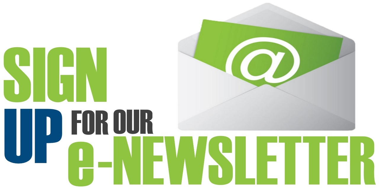 enewsletter button